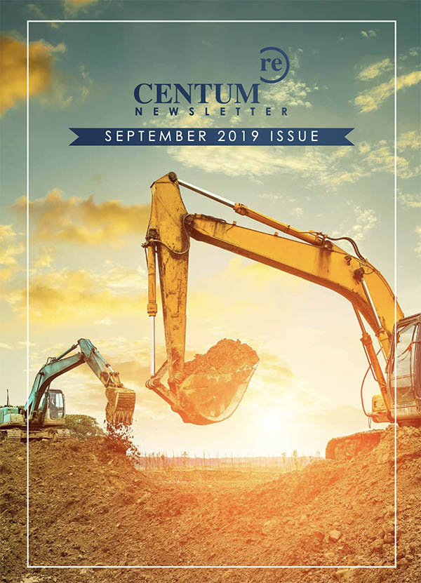 Centum RE Newsletter