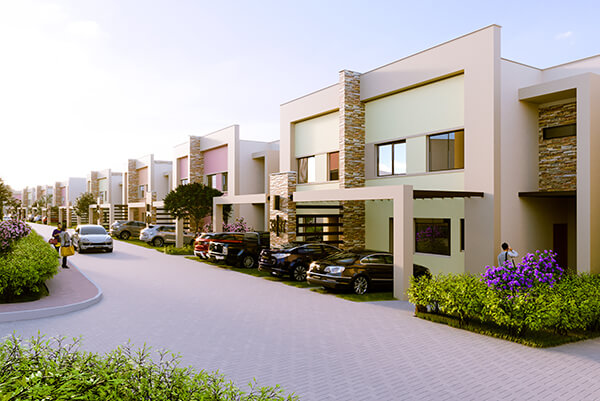 Riviera Town Houses for sale in Uganda