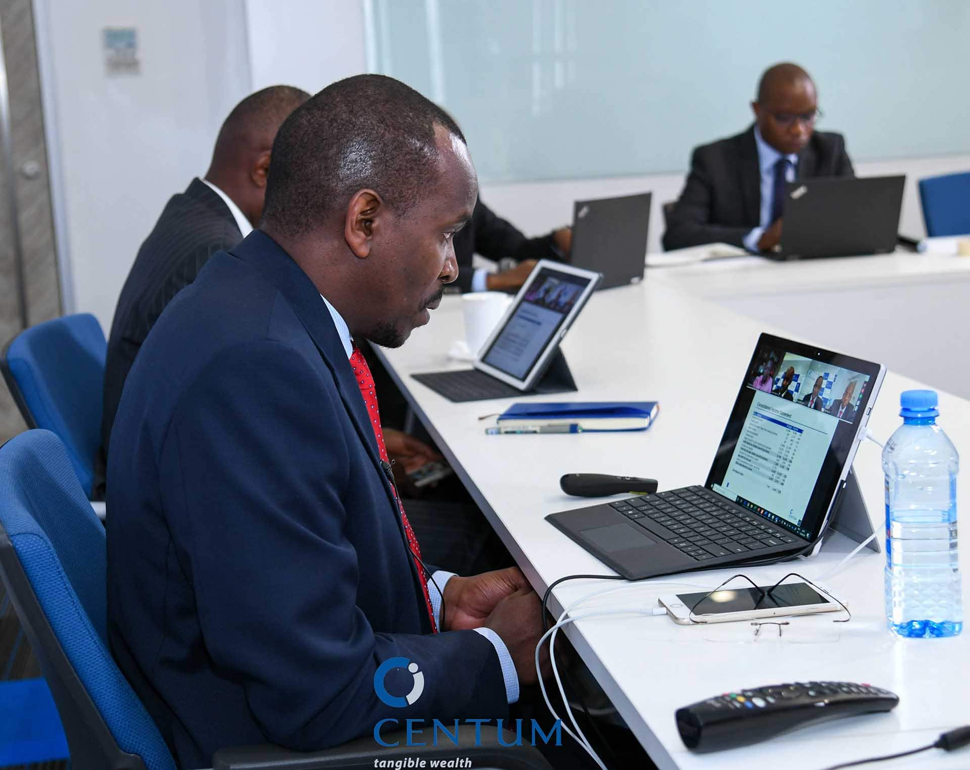 Centum partners with Barclays to  to finance buyers of the Centum real estate developments